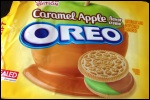 Oreo Caramel Apple